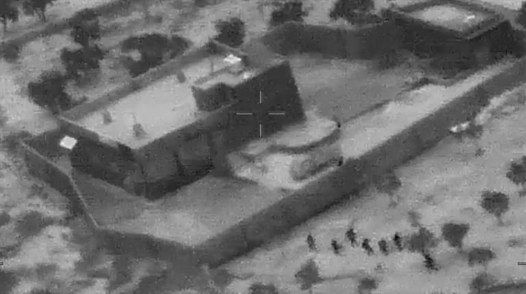 Vidéo-Washington dévoile les premières images du raid contre Baghdadi