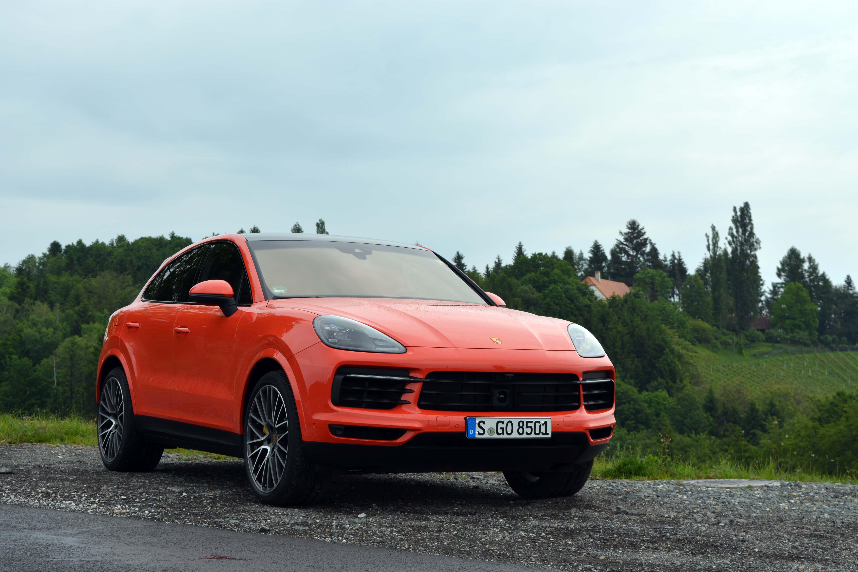 Porsche Cayenne Coupé 2020 : puissant et distinctif