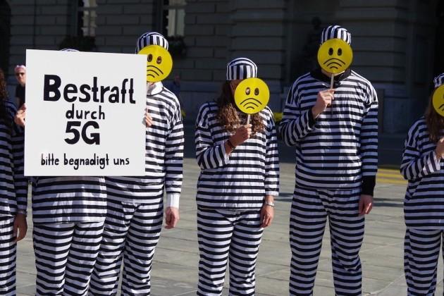 La 5G, les Suisses l'aiment… et la détestent