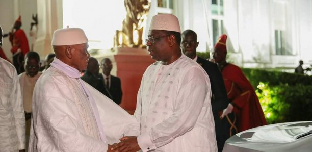 Macky Sall : « Je remercie Abdoulaye Wade pour… »