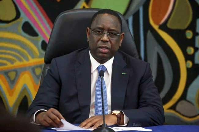 État d'urgence: Macky va s'adresser aujourd'hui aux Sénégalais