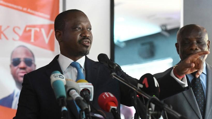 Depuis Paris, Guillaume Soro promet «d'organiser la résistance» à Alassane Ouattara
