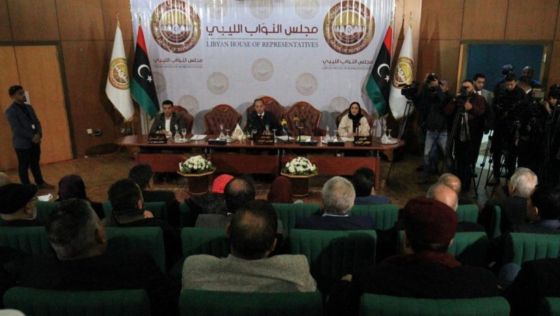 Le Parlement libyen vote la rupture des relations avec la Turquie