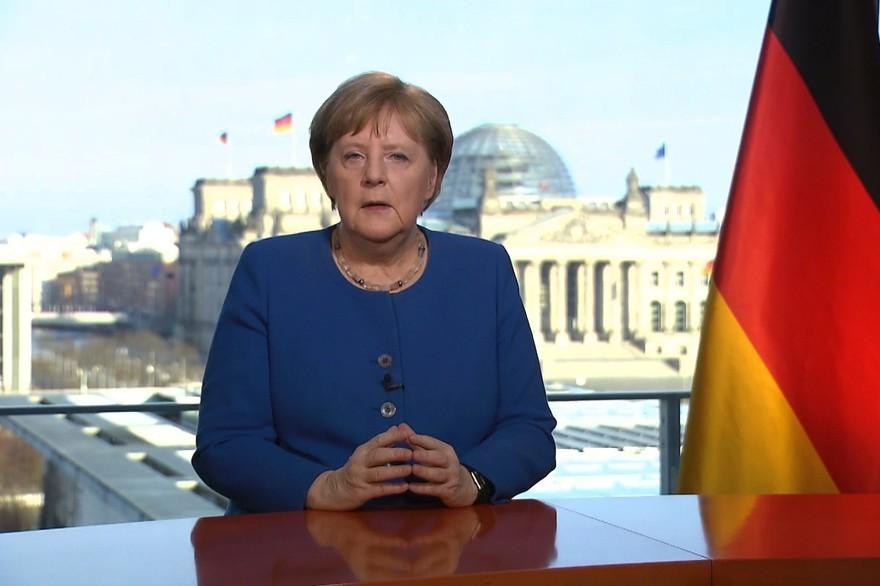 Covid 19: Angela Merkel mise en quarantaine, après un contact avec un médecin contaminé