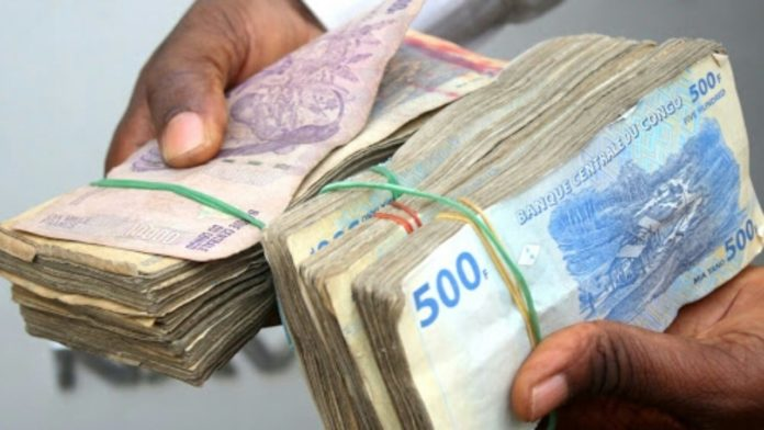 RDC : le franc congolais poursuit sa dépréciation face au dollar américain