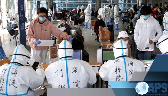 CHINE : AUCUNE NOUVELLE INFECTION PAR LE NOUVEAU CORONAVIRUS À WUHAN PENDANT DEUX JOURS CONSÉCUTIFS (MÉDIA)