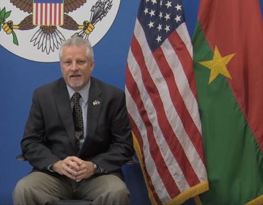 L'ambassadeur des États-Unis au Burkina testé positif au coronavirus.
