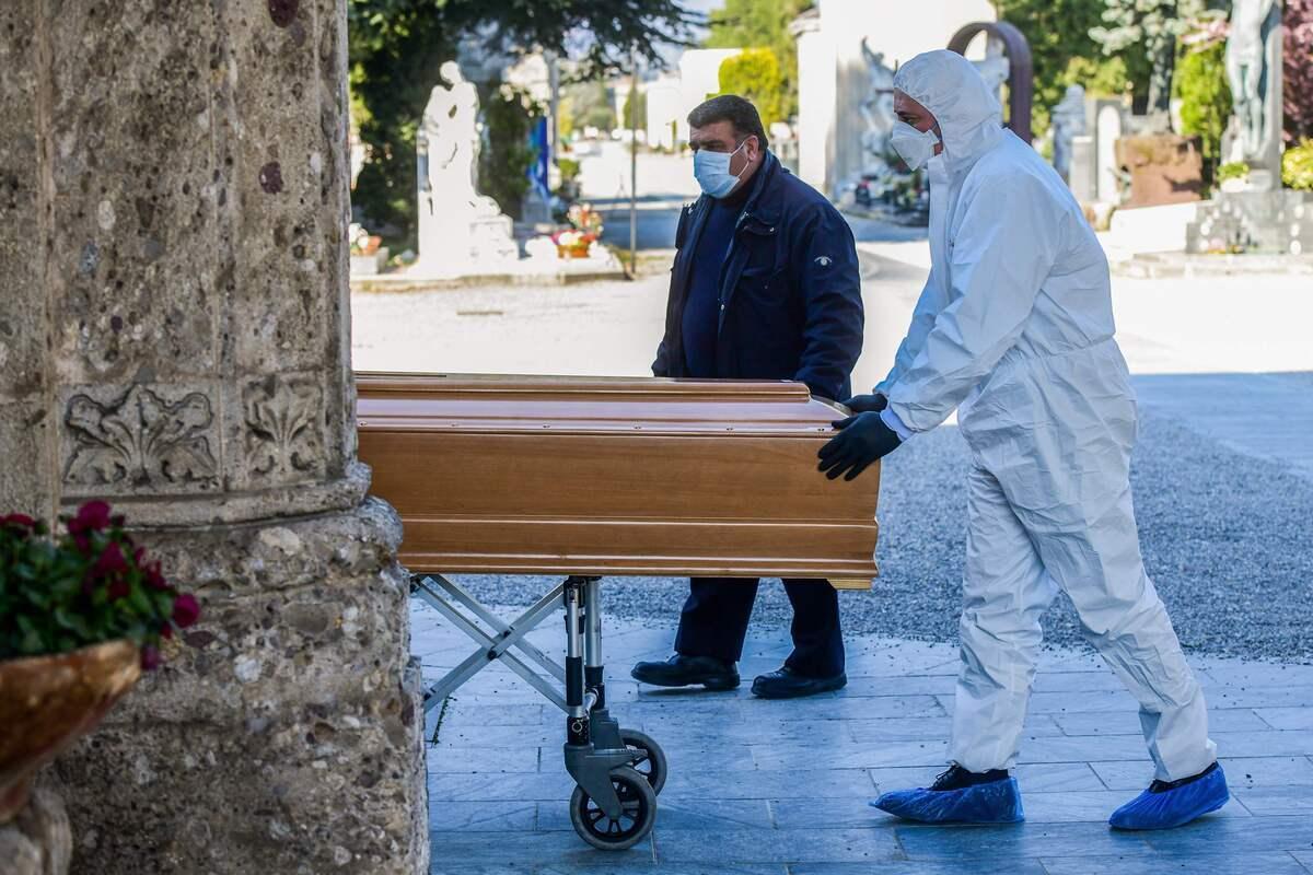 Nombre de décès du coronavirus : L'Italie passe devant la Chine