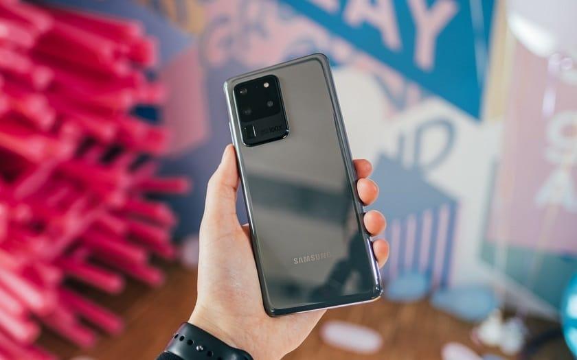 Galaxy S20 : un bug fait redémarrer le smartphone en boucle