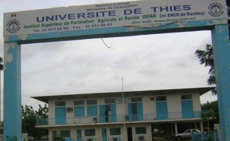 Concours d'entrée à l'ISFAR de Bambey