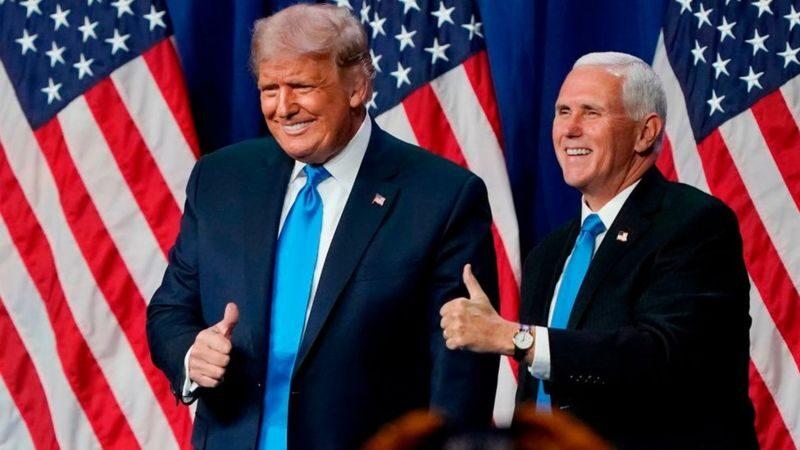 Trump – Covid 19 : que se passerait-il si le président américain devenait trop malade ?