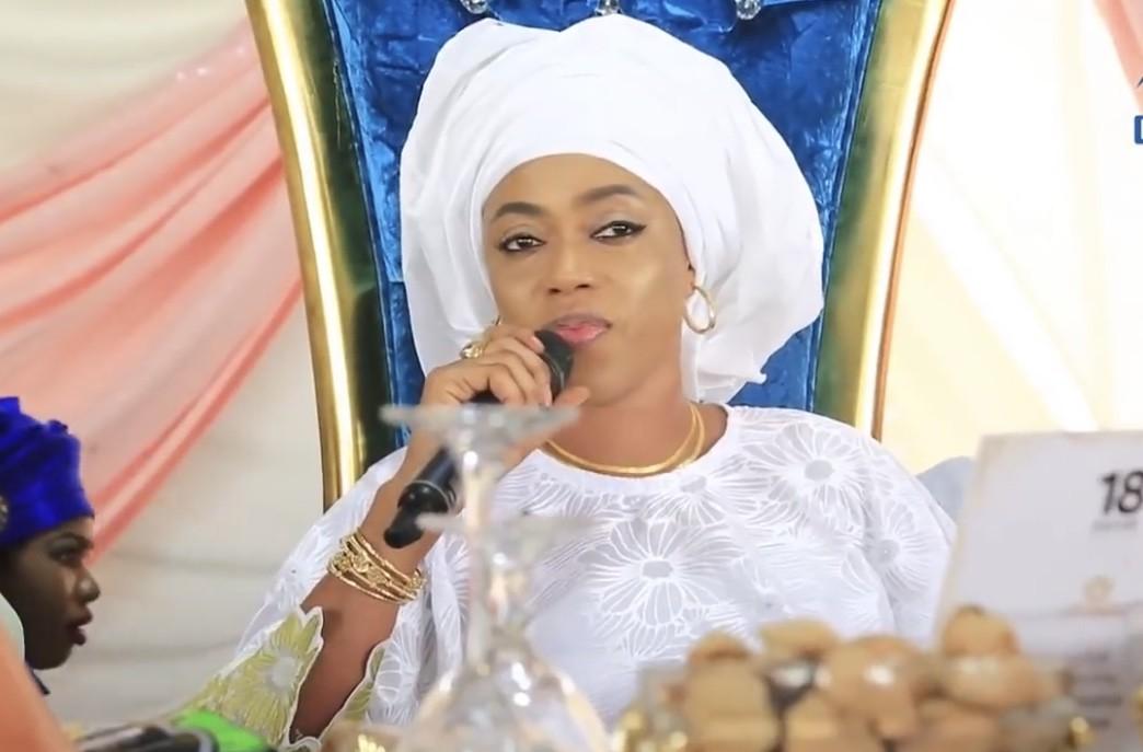 Touba 2020 : Sokhna Aïda Diallo Confinée chez-elle
