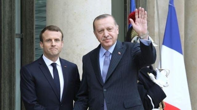 Réaction très vive de Paris sur la déclaration du président Turque