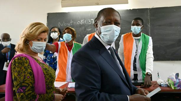 Présidentielle ivoirienne : Le président Alassane Ouattara réélu pour un troisième mandat