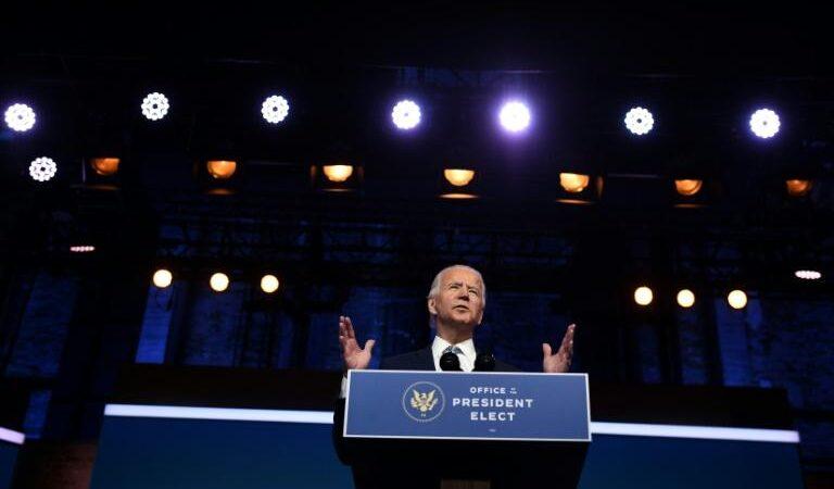 Biden sonne le retour d'une Amérique «prête à guider le monde»