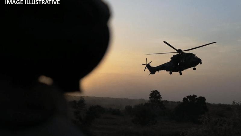 8 morts dans un crash d'hélicoptère militaire en Egypte