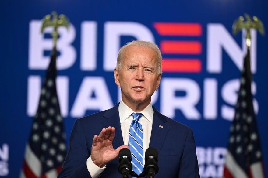 Présidentielle aux Etats-Unis : Déclarations de Joe Biden face à la revendication de victoire faite par Donald Trump
