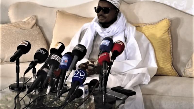 Déclaration du Khalife Général des mourides sur l'émigration clandestine