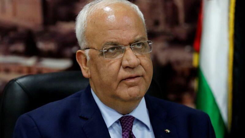 Covid-19 : Le célèbre négociateur palestinien Saëb Erakat est décédé
