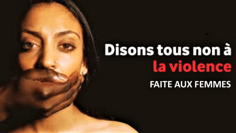Journée mondiale de la lutte contre les violences faites aux femmes