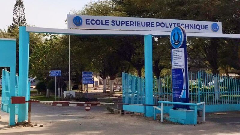 Recrutement d'étudiants en Master à l'école polytechnique de Thiès(EPT)