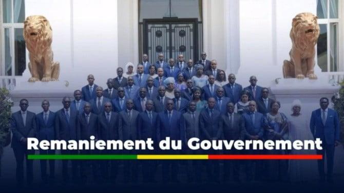 Décret n° 2020-2098 portant nomination des ministres et secrétaires d'Etat et fixant la composition du Gouvernement