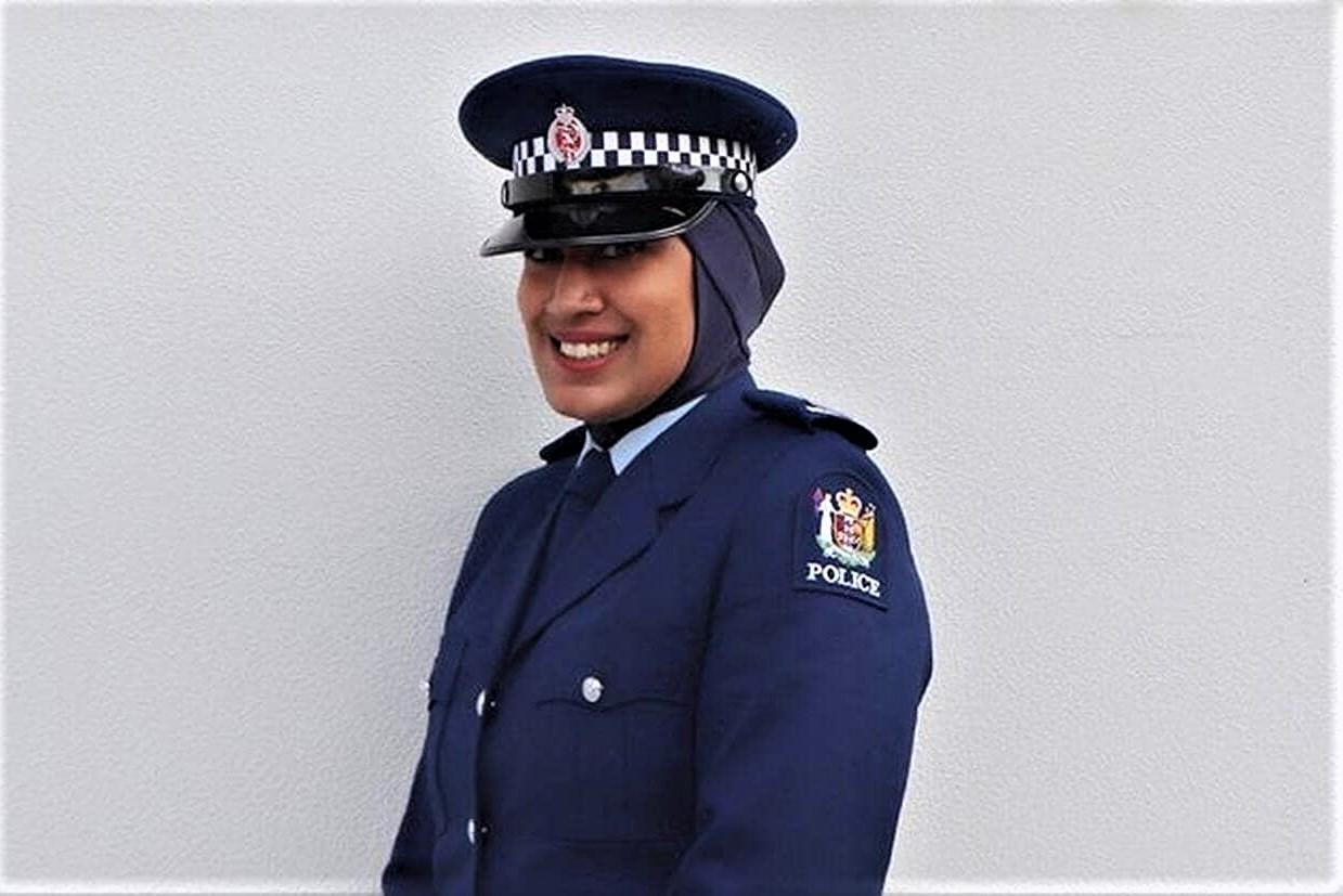 Nouvelle-Zélande : Pour la première fois, une policière musulmane autorisée à porter un hijab