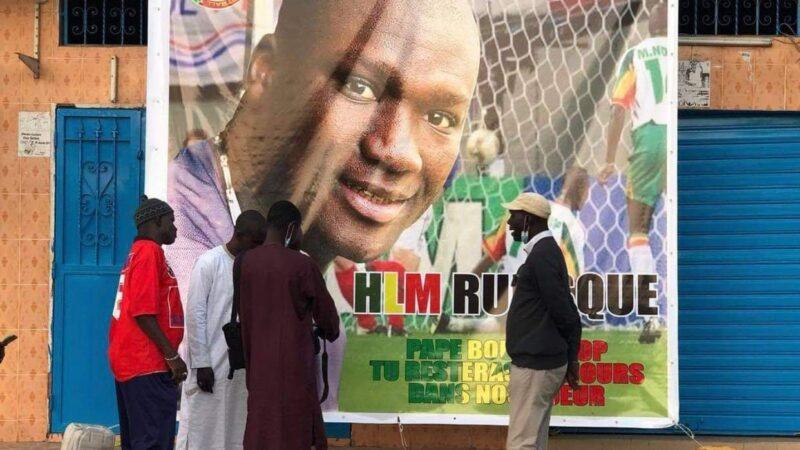 Rufisque: Cérémonie funéraire de feu Pape Bouba Diop (Vidéo)