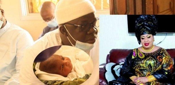 Ndoye Bane perd sa fille Adja Déguene Chimère, baptisée il ya deux mois