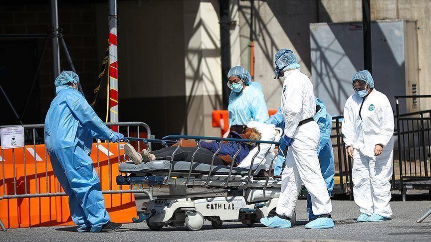Covid-19: Plus de 3 700 morts et 250 000 cas en 24 heures aux États-Unis