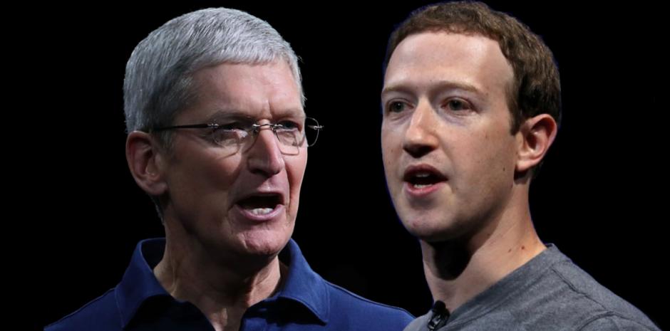 Facebook accuse Apple de nuire aux petites entreprises avec ses nouvelles mesures de transparence