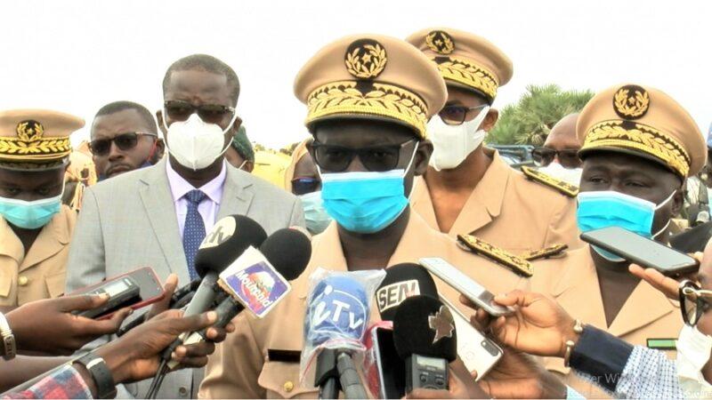 Riposte Covid-19 : Le gouverneur de Dakar corse les mesures prises par le ministère de l'Intérieur