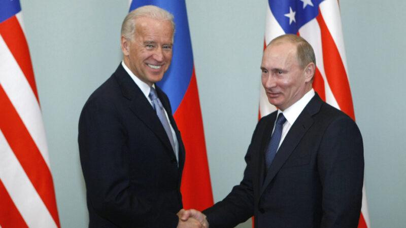 Vladimir Poutine félicite Joe Biden et se dit «prêt à une collaboration»