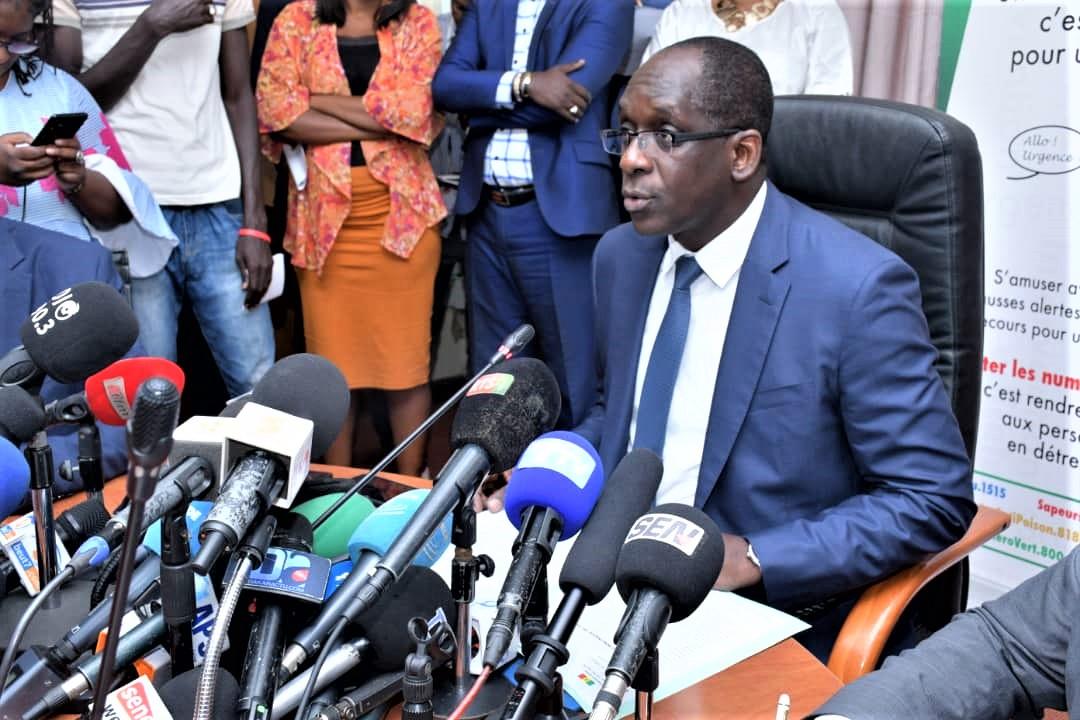 Vaccin contre la Covid-19 au Sénégal : Les éclairages du ministre Abdoulaye Diouf Sarr
