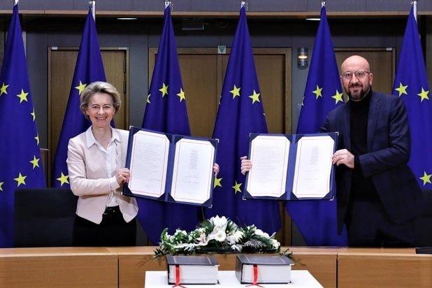 Divorce acté entre Londres et Bruxelles