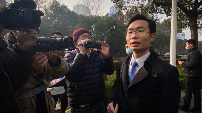 L'UE demande à la Chine la libération «immédiate» de la «journaliste citoyenne» Zhang Zhan