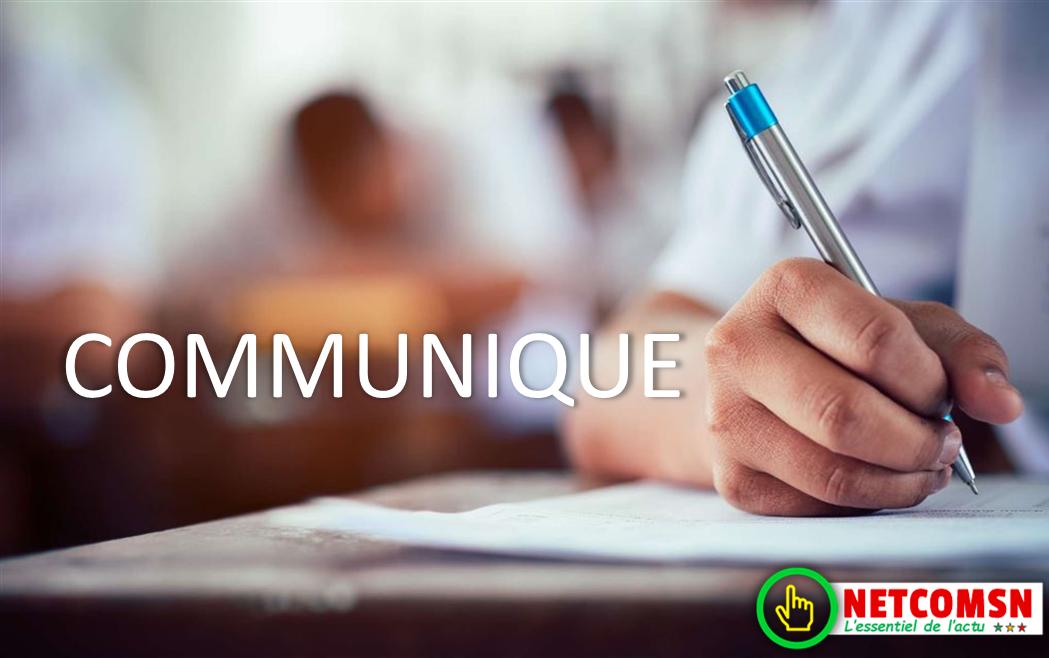 Convocations aux épreuves d'admissibilité du CREM
