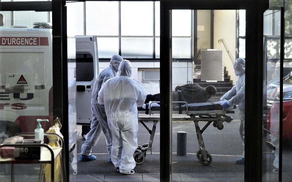 L'Europe dépasse les 25 millions de cas de Covid-19, la région la plus touchée au monde