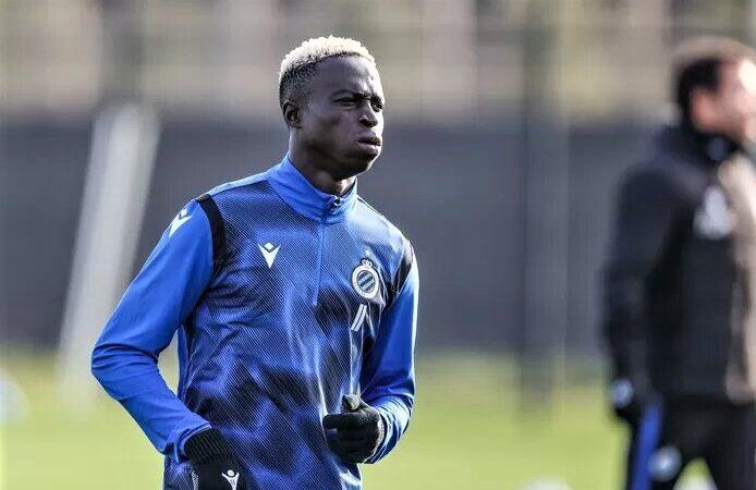 Mauvaise nouvelle pour Bruges: Krépin Diatta forfait pour la réception du Zenit