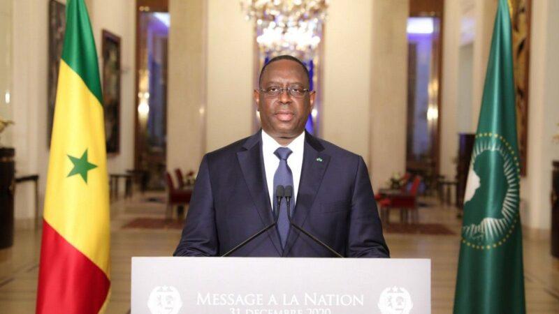 En direct : Déclaration du président Macky SALL