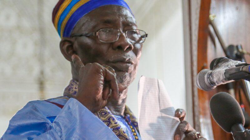 Suppression annoncée du statut de la ville de Dakar : L'Imam Ratib de la Grande Mosquée menace Macky