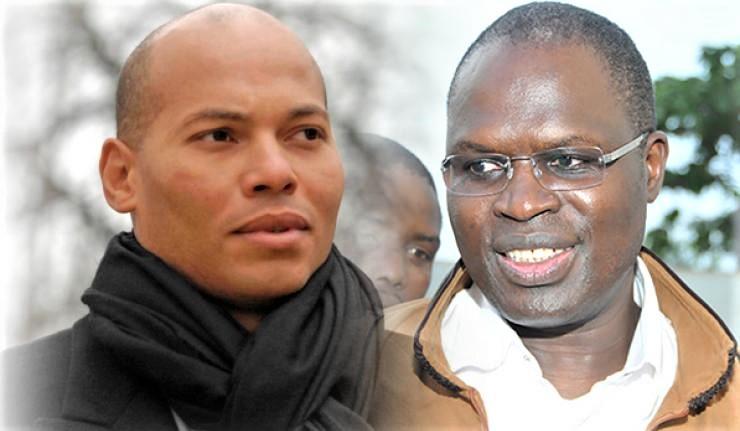 Karim Wade et Khalifa Sall bientôt amnistiés