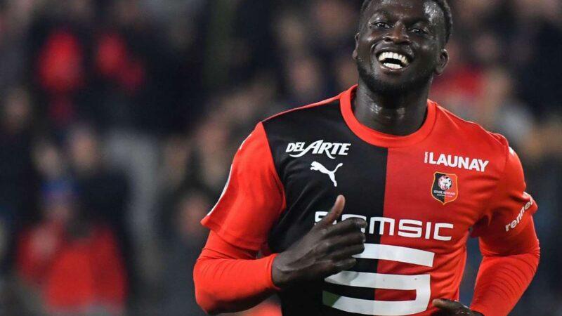 Ligue 1: Mbaye Niang veut finir la saison à Rennes