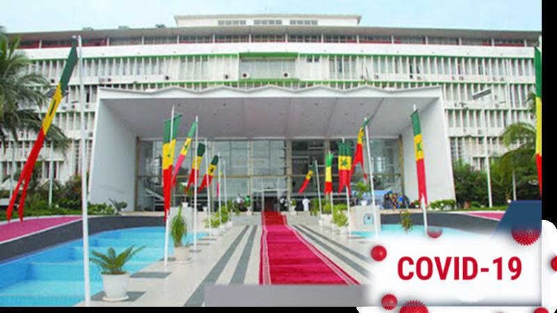 Covid-19 : Le virus infecte l'assemblée nationale et tue une députée
