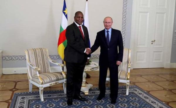 Centrafrique: que sait-on de la présence militaire russe dans le pays?
