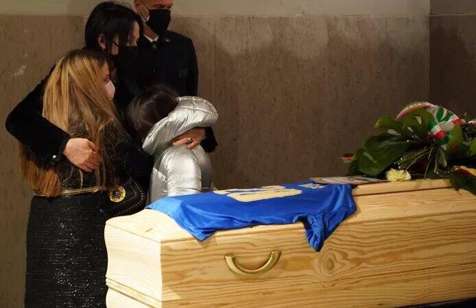Cambriolage au domicile du défunt Paolo Rossi le jour de son enterrement