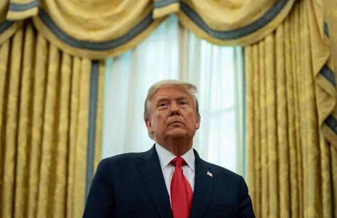Refusant toujours la défaite, Trump organise son premier meeting depuis la présidentielle