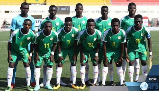 U-17 : Le Sénégal bat l'Algérie en amical