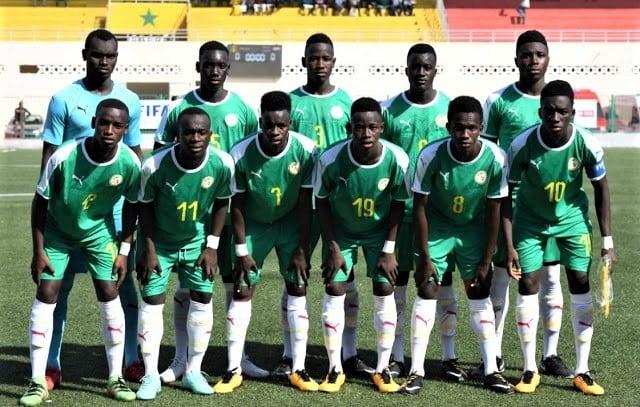 CAN U17 : Troisième victoire des lionceaux en préparatifs