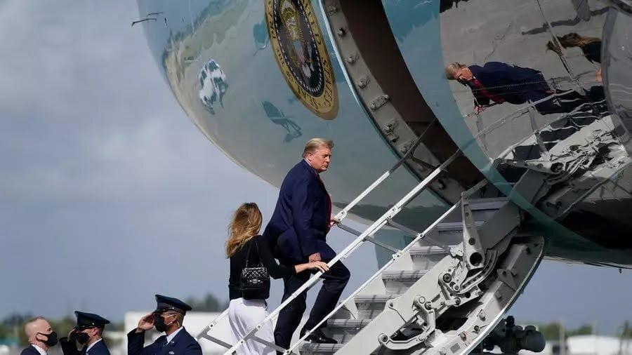 Donald Trump fait faux bond aux cotillons du réveillon